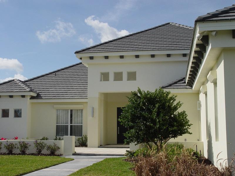 Florida custom home builders orlando fl for New modern homes orlando