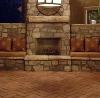 winder park florida outdoor fireplace conractor